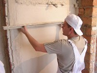 ремонт стен Аксай