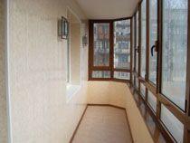 Ремонт балкона в Аксае. Ремонт лоджии