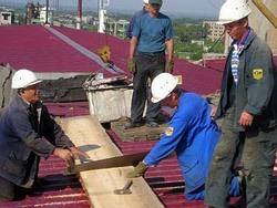 Ремонт крыш в Аксае. Ремонт и обслуживание кровли